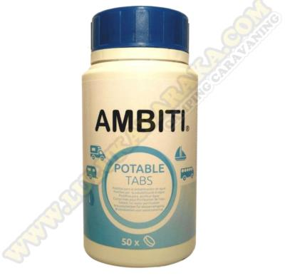 Ambiti Potable Tabs