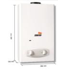 La tecnolog a es tu amigo calentador de agua a gas precio - Calentador de agua precios ...