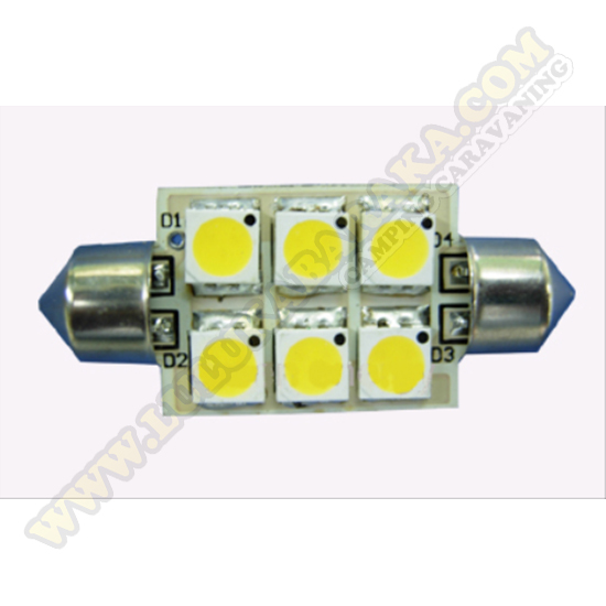 Led Festoon 37 6SMDWW