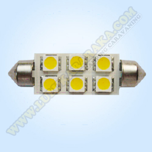 Led Festoon 42 6SMDWW