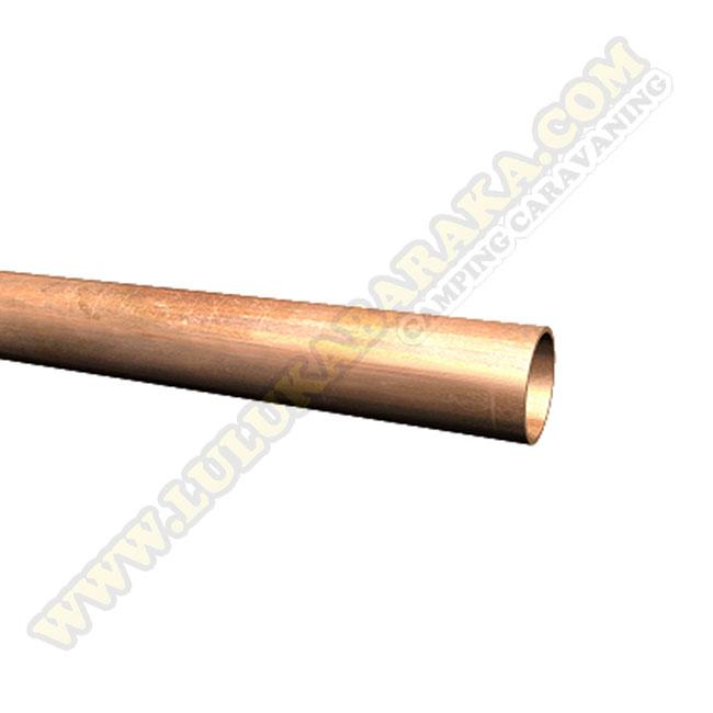 Tubos de cobre precios fabulous tubo de cobre agua tipo m - Tuberia de cobre precios ...